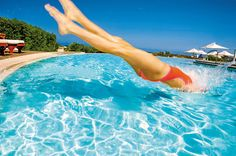 The Ultimate Pool Workout | Shed pounds in the pool with this cool workout. It's a hot-day hit that will get results fast.