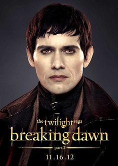 Breaking Dawn Part 2-Eleazar