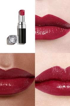 Makeup News, Chanel Beauty, Bloom, Lipstick, Cold, Winter Time, Red, Lipsticks