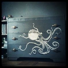 Octopus Dresser - Horrific Finds FB