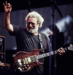 Grateful Dead.....Jerry Garcia.....