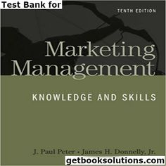 Introduction to operations and supply chain management 3rd edition test bank for marketing management knowledge and skills 10th edition by peter download0073530050 fandeluxe Choice Image