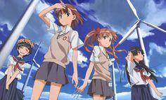 A Certain Scientific Railgun Episode 5 English Dubbed | Watch cartoons online, Watch anime online, English dub anime