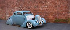 '35 Plymouth