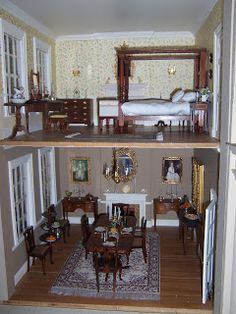 Dolls' Houses and Miniatures