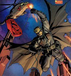 Batman in Superman: Red Son