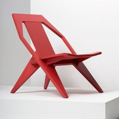 Great looking chair. Medici collection by Konstantin Grcic for Mattiazzi