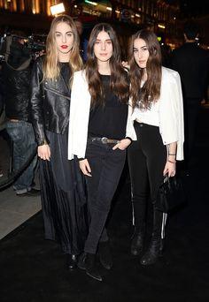 Este, Danielle, and Alana Haim - Photo: Getty Images