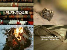 Pukwudgie Aesthetics ~Pukwudgie: represents the heart and favors the healer~