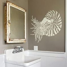 large_nautilus_wall_stencil_-_easy_reusable_diy_interior_design_3111659d.jpg (270×271)