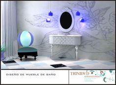 Diseño 3D de Interiorismo Trinidad 1