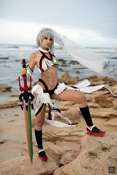 """Jean WanWan ❤ """"I bring destruction and I triumph. Up to this point and from now on too."""" Here is my Altera album! Hope you guys enjoy it! Make sure to share it as well! ♡♡♡ Photos by Chasis Photos"""