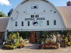 Buffalo Nickel Antiques is located at 1004 3rd Street South in Buffalo, Minnesota.