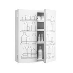 Heal's inside out bathroom cabinet