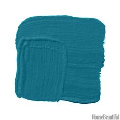 benjamin moore naples blue...Paint Colors - How to Paint a Room Color Ideas - House Beautiful