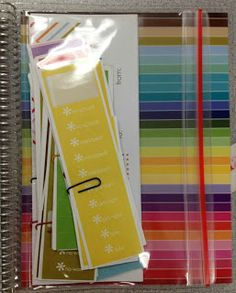 One Fab Teacher: Erin Condren Life Planner.  If I was a teacher I'd be all over this week.  Oh how I'm on organizational geek.