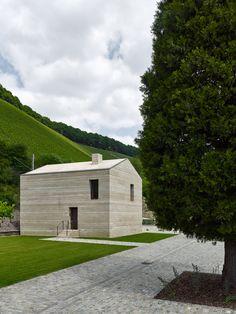 max dudler / simone boldrin leading architect, project manager / cantzheim / bernhard korte landscape architect / photograph stefan müller