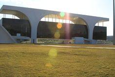Cidade Administrativa Presidente Tancredo Neves  BELO HORIZONTE - MG