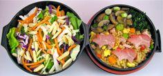 Pork Fried Rice Bento