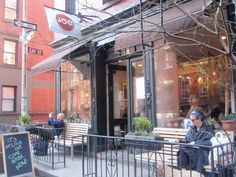 JOE - yes, that's the name of the shop in the heart of Greenwich Village. One of the inspirations for our Coffeehouse Mysteries. ~ Cleo Coyle