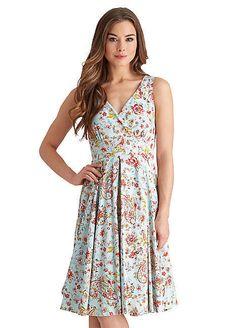 0df8a86c91c Joe Browns Lake Como Dress Blue Size UK 16 rrp 50 DH086 MM 05  fashion