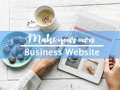 Business website is important in marketing strategy. It allows you to reach over vast area where your target market is. You stren. How To Introduce Yourself, Make It Yourself, Responsive Email, Make Your Own Logo, Site Hosting, Money Matters, Business Website, Business Names, Earn Money Online