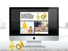 Color Watch | Studio Lezard Graphique