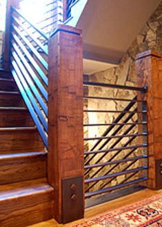 Interior Stair Railing Design Ideas For The House
