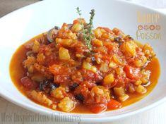 Sauce tomate capres et olives, pour poisson