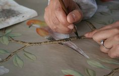 The making of chinoiserie | Blog | Isla & Eden
