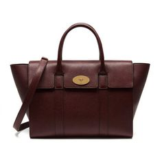 Mulberry have updated their Classic Bayswater handbag