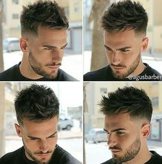 Keep it cool with a classic men's hairstyle #menshair #mensgrooming #Coolmen'shairstyles
