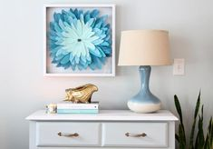 JuJu hats are trendy in home decor, but they can come with a hefty price tag. Learn how to create your own DIY JuJu Hat inspired art without breaking the bank.