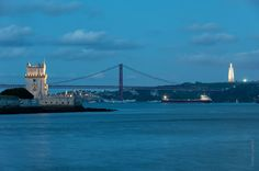 Lisbon - the Tagus river #Portugal