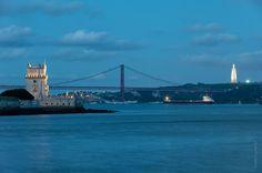 Lisbon - the Tagus river #Portugal