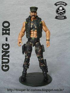 Gi joe Custom Action Figures