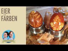 Ostereier natürlich färben - YouTube #ostern #osterei #diy