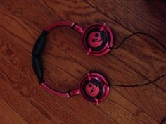 My favorite headphones EVER. They're also... sort of broken. I hope they last long enough for my trip... #P2Ppacking