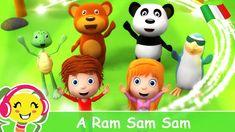 Bingo, Self Potrait, Canti, Dancing Baby, Sam Sam, Animation, Apps, Kids Songs, Karaoke