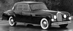 1953 baby berline ponton  6 cylindri Talbot-Lago