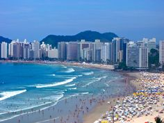 The Freedom of Travel: A Weekend Trip to Guaruja, SP Brazil [ Joanna Kalafatis - Lose the Map: Explore the world beyond the guides ]
