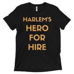 Harlem's Hero for Hi