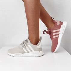 Adidas NMD Cream, pink, or white Size 9
