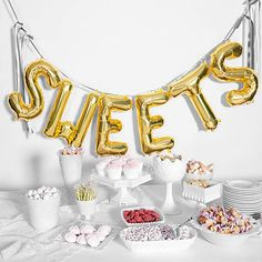 sweets letter balloons 16 gold letter balloons metallic letter balloons gold party decoration