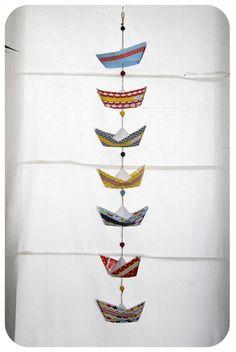 bateau en papier on pinterest origami pliage and. Black Bedroom Furniture Sets. Home Design Ideas