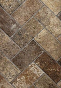 London Brick Brown 5 x 10 Porcelain Floor Tile-London is a six color, class 5 porcelain, digitally glazed series. London's unique 5 x 10 size provides an opportunity to do small projects like a kitchen back-splash, and it is large enough to do a Tiles London, London Brick, Bathroom Flooring, Kitchen Flooring, Tile Flooring, Floors, Farmhouse Flooring, Travertine Bathroom, Porch Flooring