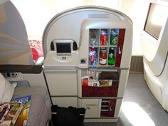 Emirates Air - First Class by Sarah_Ackerman, via Flickr