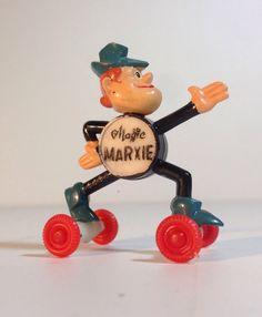 Marx's Magic Marxie