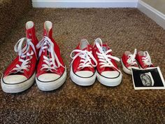 Trendy baby announcement to family second child news Pregnancy Announcement Shoes, Pregnancy Reveal Photos, Baby Announcement Pictures, Family Maternity Photos, Birth Announcement Girl, Maternity Pictures, Creative Baby Announcements, Expecting Announcements, Pregnant With Boy