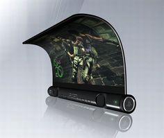 Samsung's Flexible OLED Display